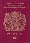 British new style passport
