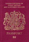 British new style passport
