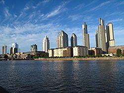 Buenos Aires, la ciudad más visitada de América del Sur.[23]
