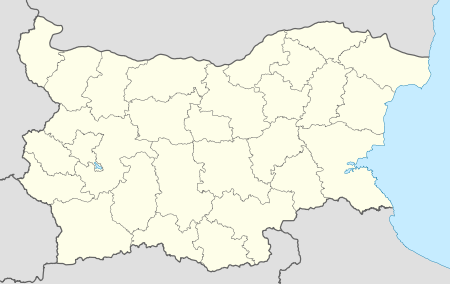 Varna is located in Bulgaria