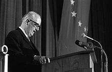President Hallstein, 1958-1967