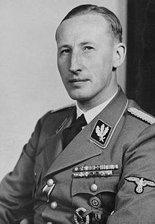 Reinhard Heydrich en 1940