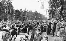 Führerparade, 5 octobre 1939.