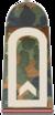 German sergeant's (feldwebel) shoulder board