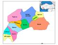 Districts of Burdur