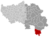 Burg-Reuland Liège Belgium Map.png