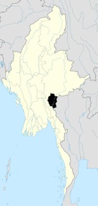 Burma Kayah locator map.png