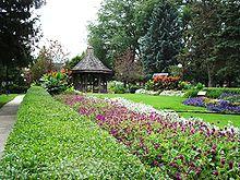 Buxton Park Arboretum