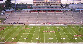 Byrd Stadium home side 2005.jpg