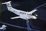 C-12 Huron in flight.jpg