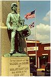 Monument in Hillsboro
