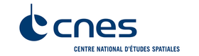Logotype du Centre national d'études spatiales
