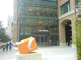 Het hoofdkantoor van CNET in San Francisco.
