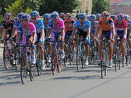 Cacheiras.Volta ciclista a Espana. 2ª etapa. 1set2007 2.jpg