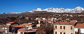 Panorama de Calacuccia