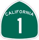 California Route Marker