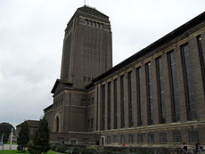 The Cambridge University Library