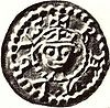 King Canute II's coin