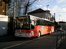 Image illustrative de l'article Réseau de bus Seine-et-Marne Express