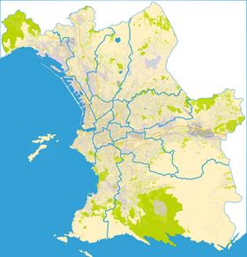 (Voir situation sur carte: Marseille)