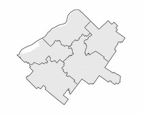 (Voir situation sur carte: Centre-du-Québec)