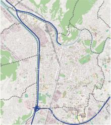 (Voir situation sur carte: Grenoble)