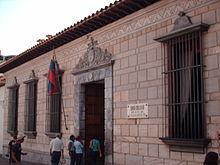 Casa natal del Libertador.JPG