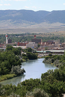 Image illustrative de l'article Casper (Wyoming)