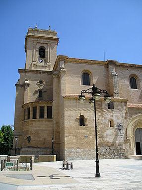 Albacete: la Cathédrale