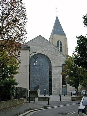 Image illustrative de l'article Cathédrale Sainte-Geneviève-et-Saint-Maurice de Nanterre