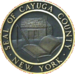 Seal of Cayuga County, New York