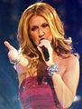 Celine Dion Concert Singing Taking Chances 2008.jpg