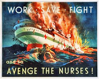 une affiche de propagande