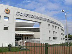 Centro de convenciones y Museo de la Conmebol.jpg
