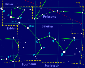 Image illustrative de l'article Baleine (constellation)