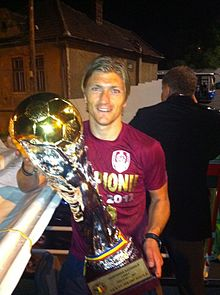 Champion de Roumanie 2012.JPG