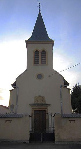 Chapelle de la Visitation.