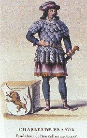 Image illustrative de l'article Charles de Basse-Lotharingie