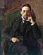Chekhov 1898 by Osip Braz.jpg