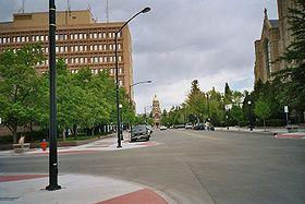 Image illustrative de l'article Cheyenne (Wyoming)