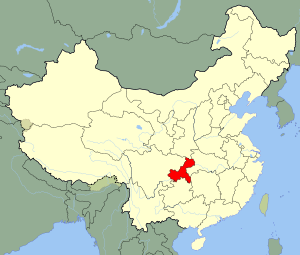 Chongqing in China