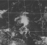 Picture of Tropical Storm Christine