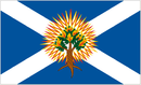Flag of the Church of Scotland