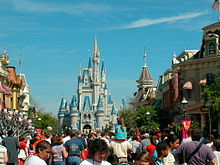 Photographie du Walt Disney World Resort.