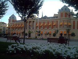 Le siège de la Diputación provincial