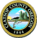 Seal of Clatsop County, Oregon