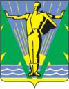 Escudode Komsomolsk del Amur