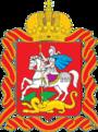 Escudo de Óblast de Moscú (provincia de Moscú)