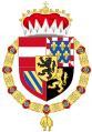 Coat of Arms of Philip IV of Burgundy.svg