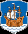 Coat of Arms of Połack, Belarus.png